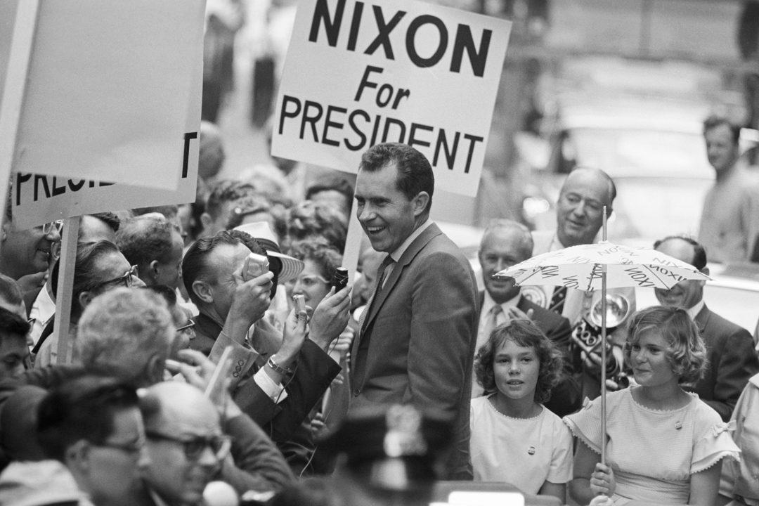 Gw Revisits Kennedy Nixon Election Gw Today The George