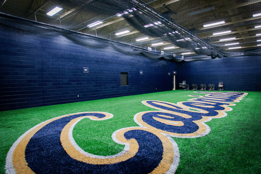 Baseball Indoor facility