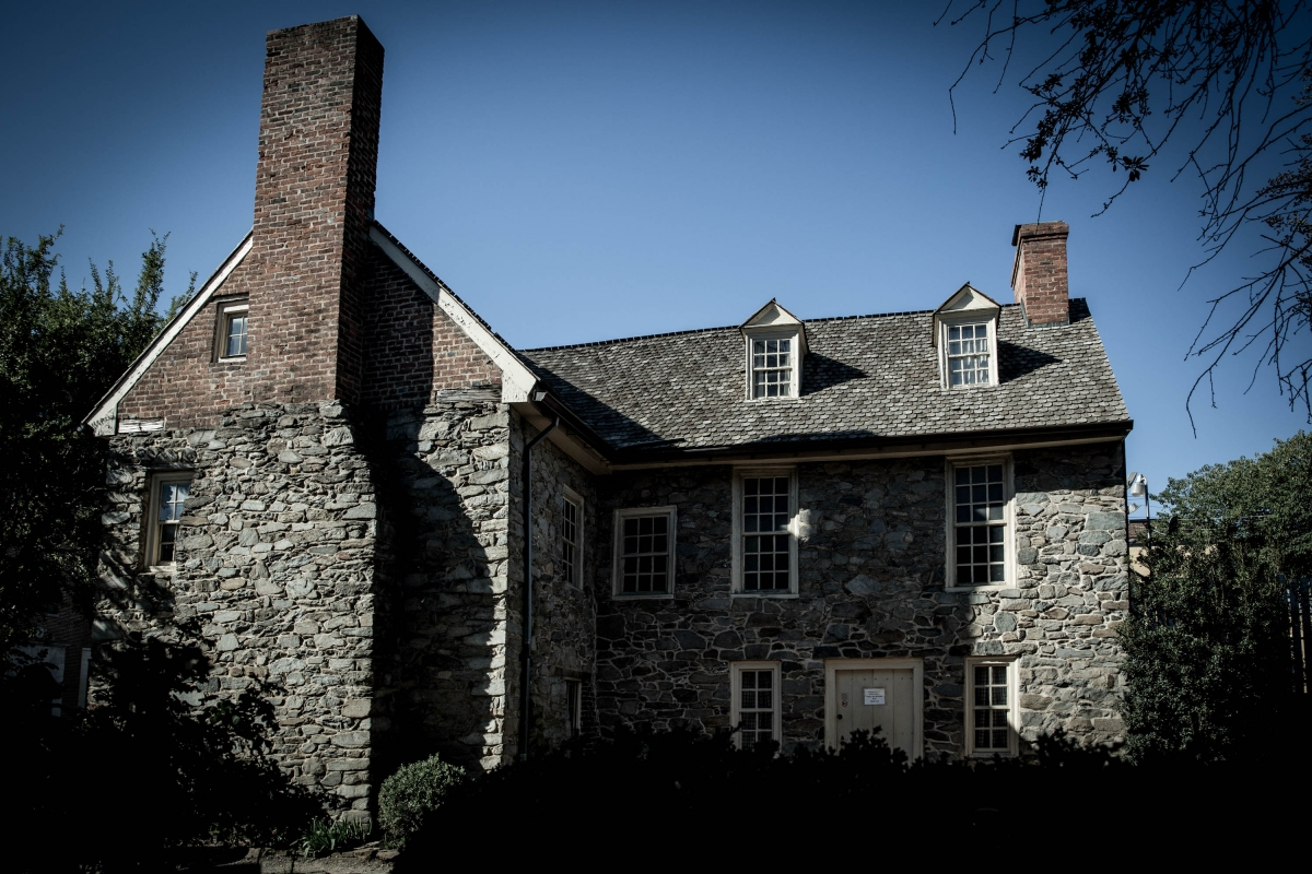 Old Stone House exterior