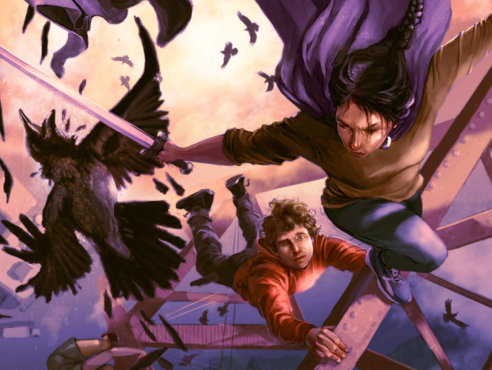 Politics and Prose and GW present Rick Riordan: The Tyrant's Tomb