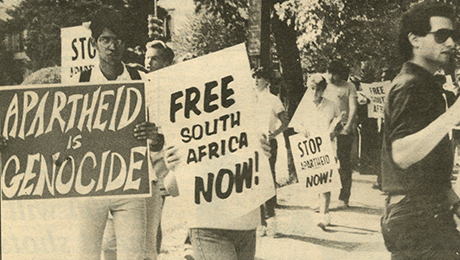 essay on apartheid and mandela in south africa Read apartheid free essay and over nelson mandela was seen as a threat to the the history of apartheid in south africa strategists in the national.