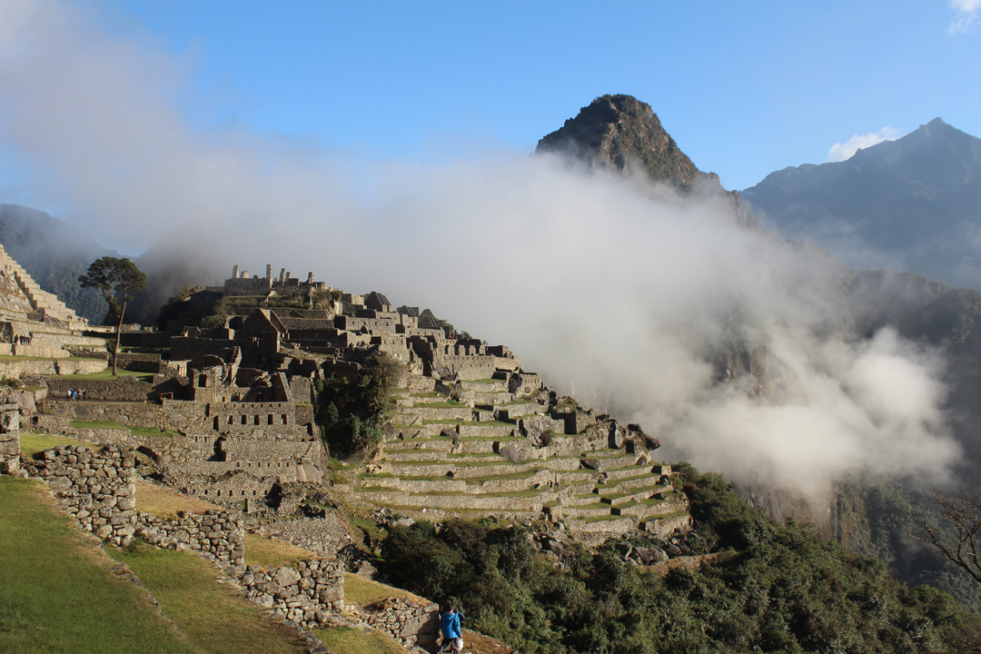 using ancient dna researchers unravel the mystery of machu picchu gw today the george. Black Bedroom Furniture Sets. Home Design Ideas
