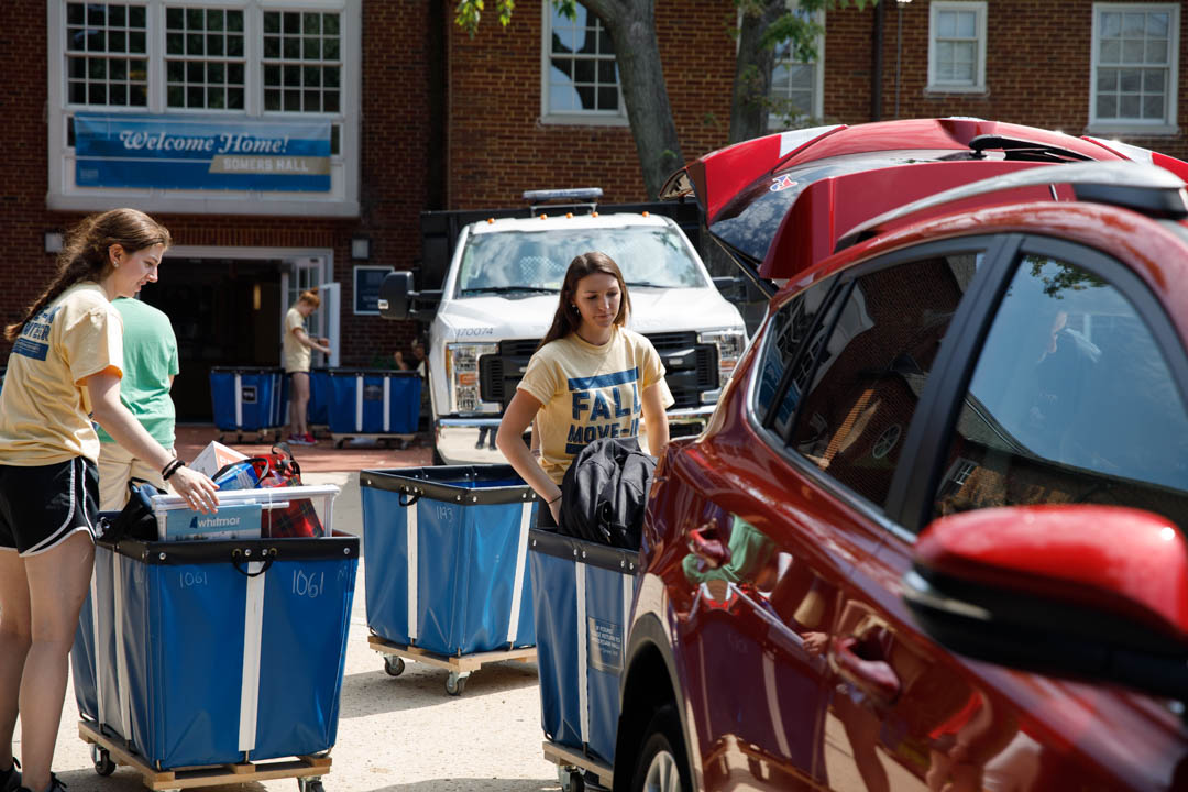 GW Students Mark Move-In Day 2017 | GW Today | The George ...