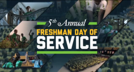 Day of Service at a Glance