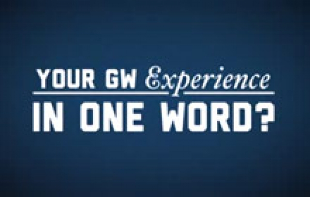 GW in One Word