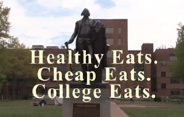 Healthy Cheap College Eats