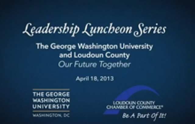 Leadership Luncheon Series