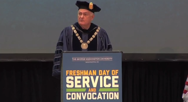Day of Service and Convocation