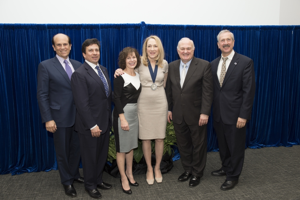 Milken Institute School of Public Health Dean Installation