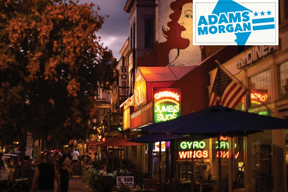 Getting To Know The Dmv Adams Morgan Gw Today The