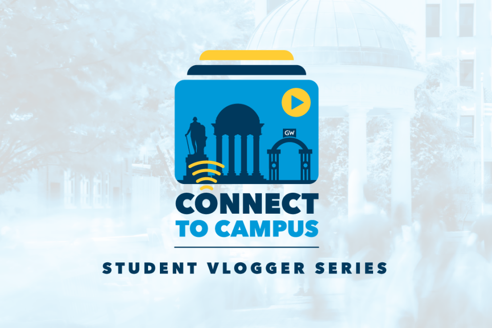 Connect to Campus Student Vlogger Series