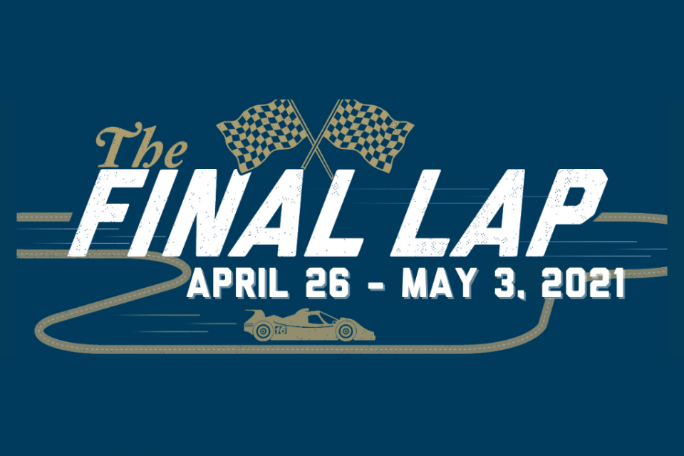 Final Lap graphic