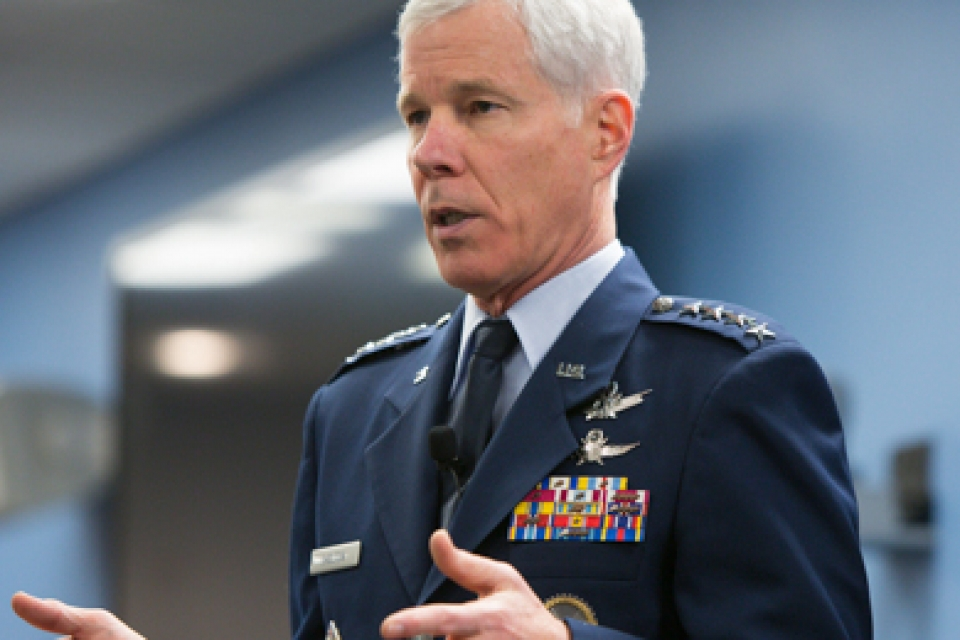 General William Shelton Air Force