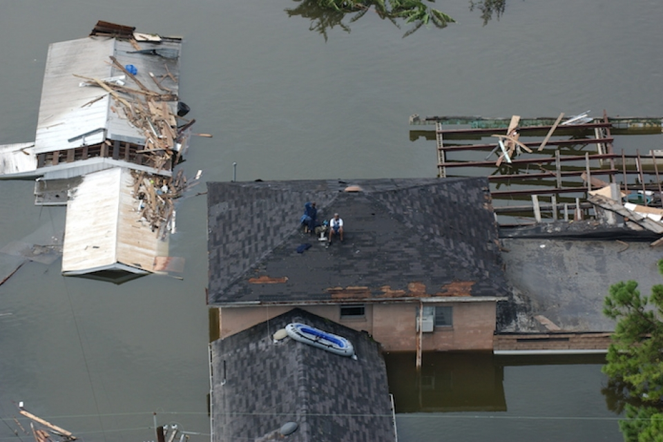 On Risk and Disaster Lessons from Hurricane Katrina