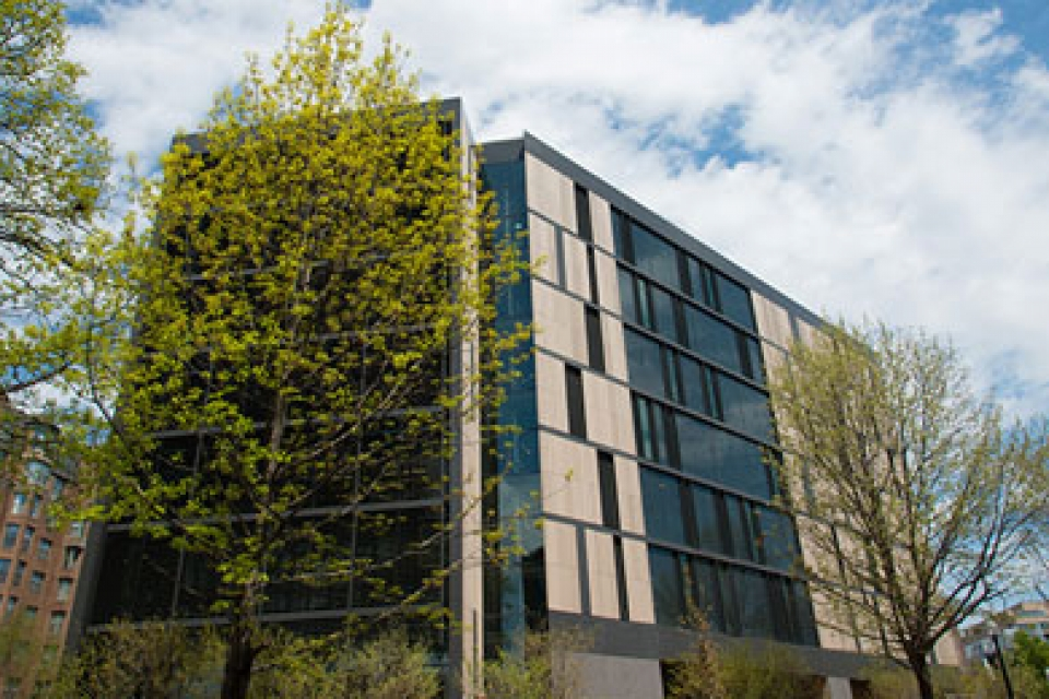 Milken Institute School Of Public Health Earns Leed Platinum Rating