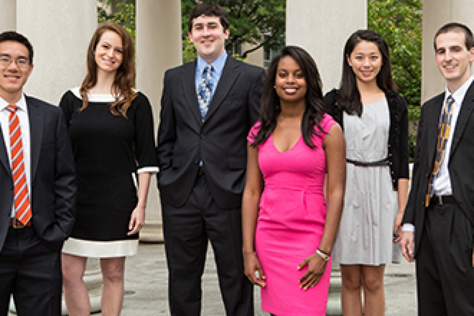2013 Presidential Administrative Fellows