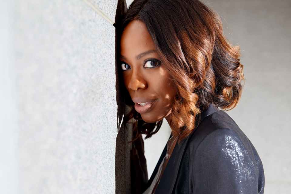 Yvonne Orji (William Atkins/GW Today)