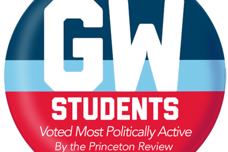 GW Students Political Graphic