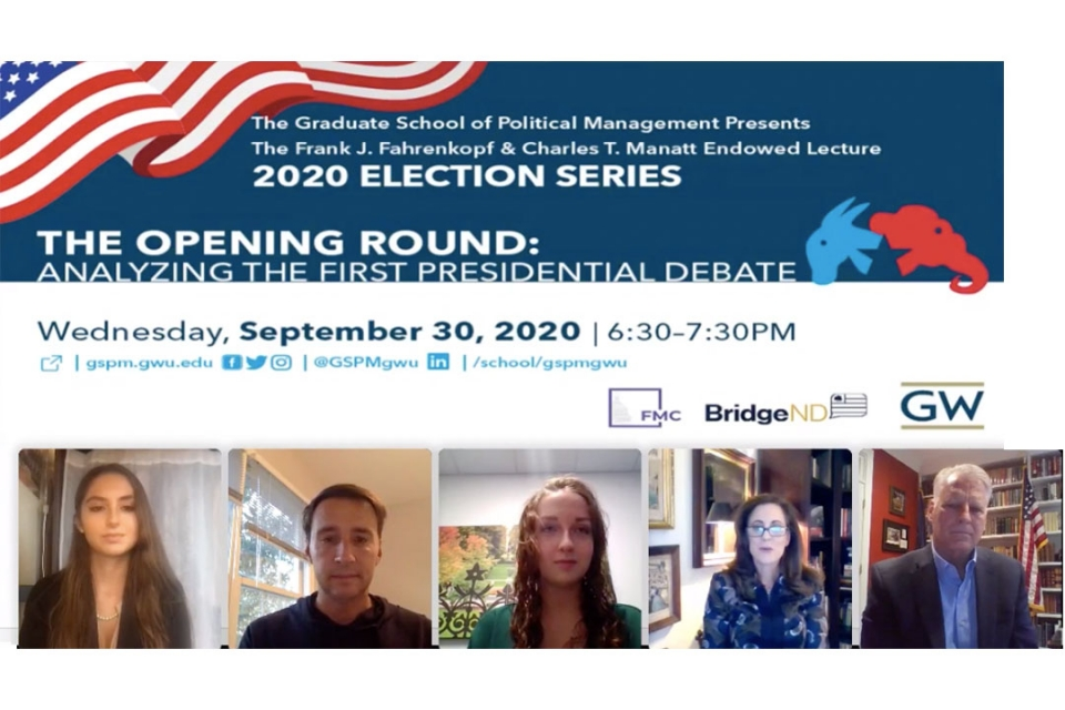The Opening Round: Analyzing the First Presidential Debate