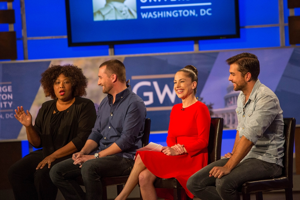 The Young Turks on Fusion at GW