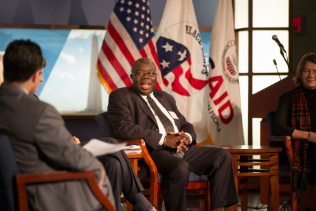 Ambassador of Sierra Leone to the U.S. Bockari Stevens