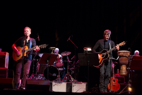 The Bacon Brothers take the Lisner stage.
