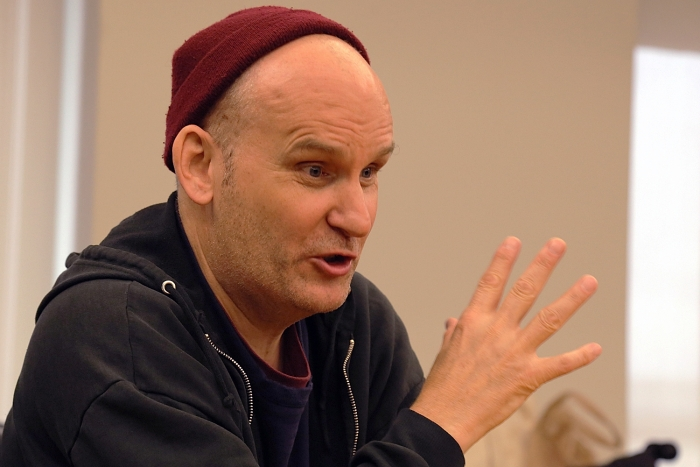 Dischord Records co-founder Ian MacKaye expounds on the early harDCore punk scene in the District.