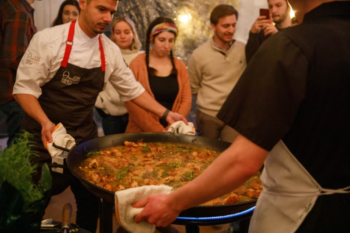 Paella fall 2019