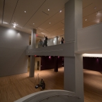 Guests envision future exhibitions.
