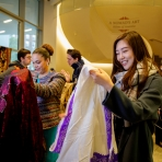 ISO and The Textile Museum event