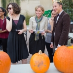 Jack-o'-Lit: Literary Pumpkin Carving with Faculty and Librarians
