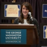 Olivia Bee, Greek Life Outreach, GW Catholics at the Newman Center, ESIA '14
