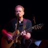 Michael Bacon, brother of actor Kevin Bacon, plays with the Bacon Brothers.
