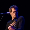 Kevin Bacon leads the band in a song from their upcoming album.