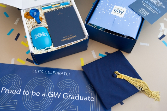 2021 Commencement Gift Boxes