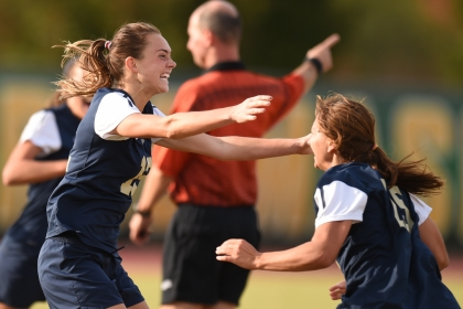GW Women's Soccer Ends A-10 Season Undefeated