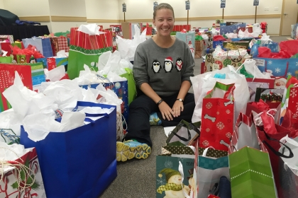 Adopt-A-Family Spreads Holiday Cheer