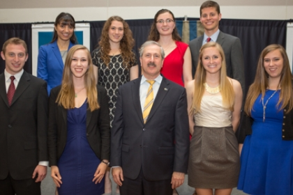 2014 Academic Honors Distinguished Scholars