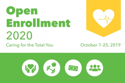 Benefits Open Enrollment 2020