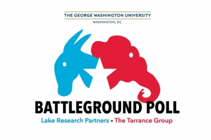 gw battleground poll