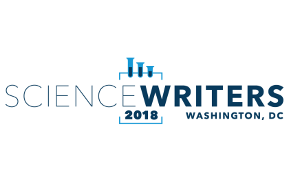 ScienceWriters 2018