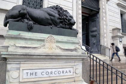 American Express Supports Corcoran Building