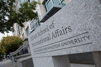 Elliott School Recognized in Foreign Policy Magazine's Top 10 List