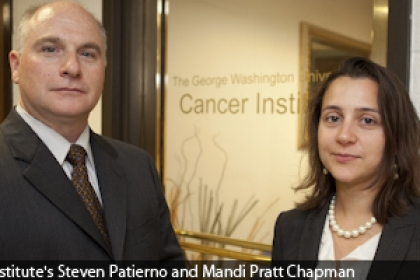 leads of GW Cancer Center