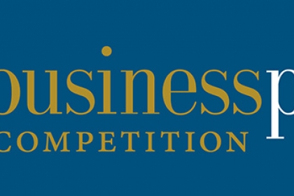 GW Business Plan Competition logo