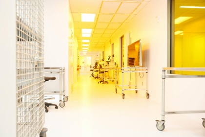 image of gw laboratory space