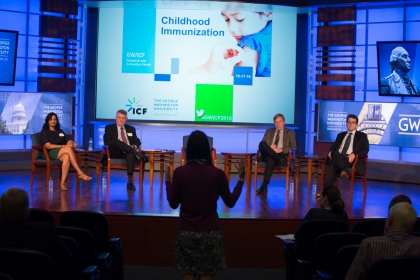 Childhood vaccinations forum