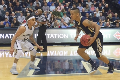 GW Benches Monmouth to Advance to NIT Quarterfinals