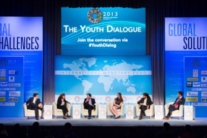 IMF Youth Dialogue