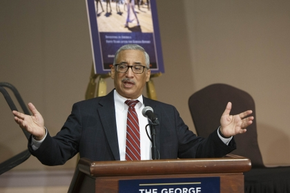 Rep. Bobby Scott (D-Va.), the first African-American elected from Virginia to Congress since Reconstruction